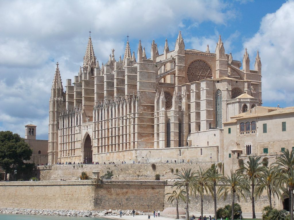 Palma Mallorca Cathedral Of Saint Mary