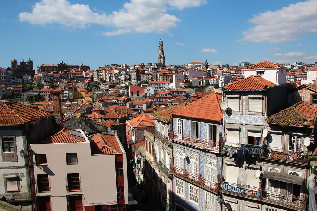 Casco Antiguo Porto