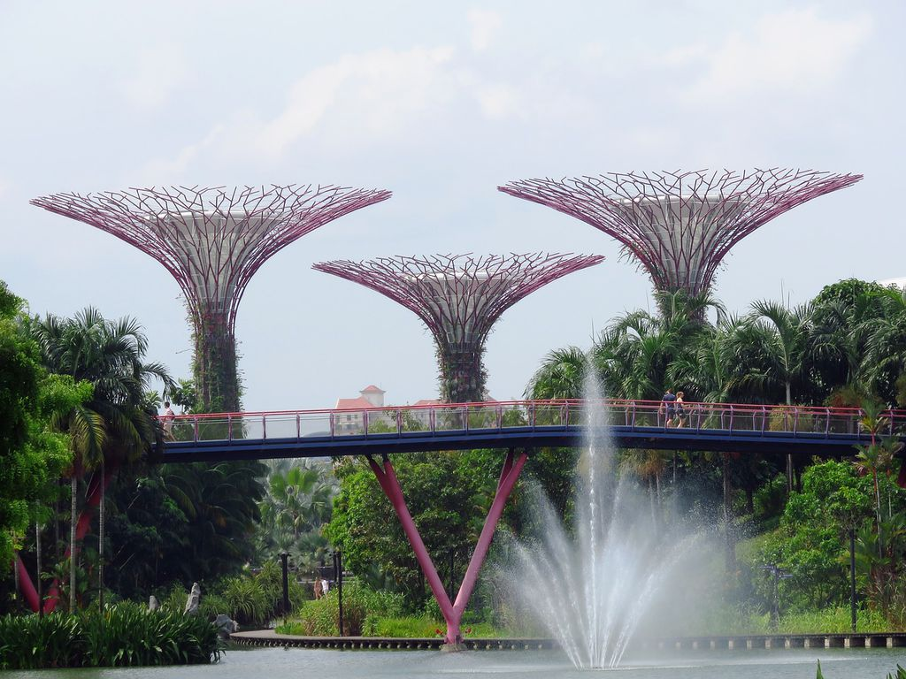 Garden by Marina Bay