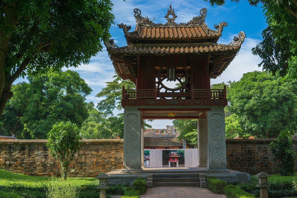 Văn Miếu, Temple of Literature, Hanoi