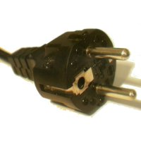 Central African Republic' Plug Type E